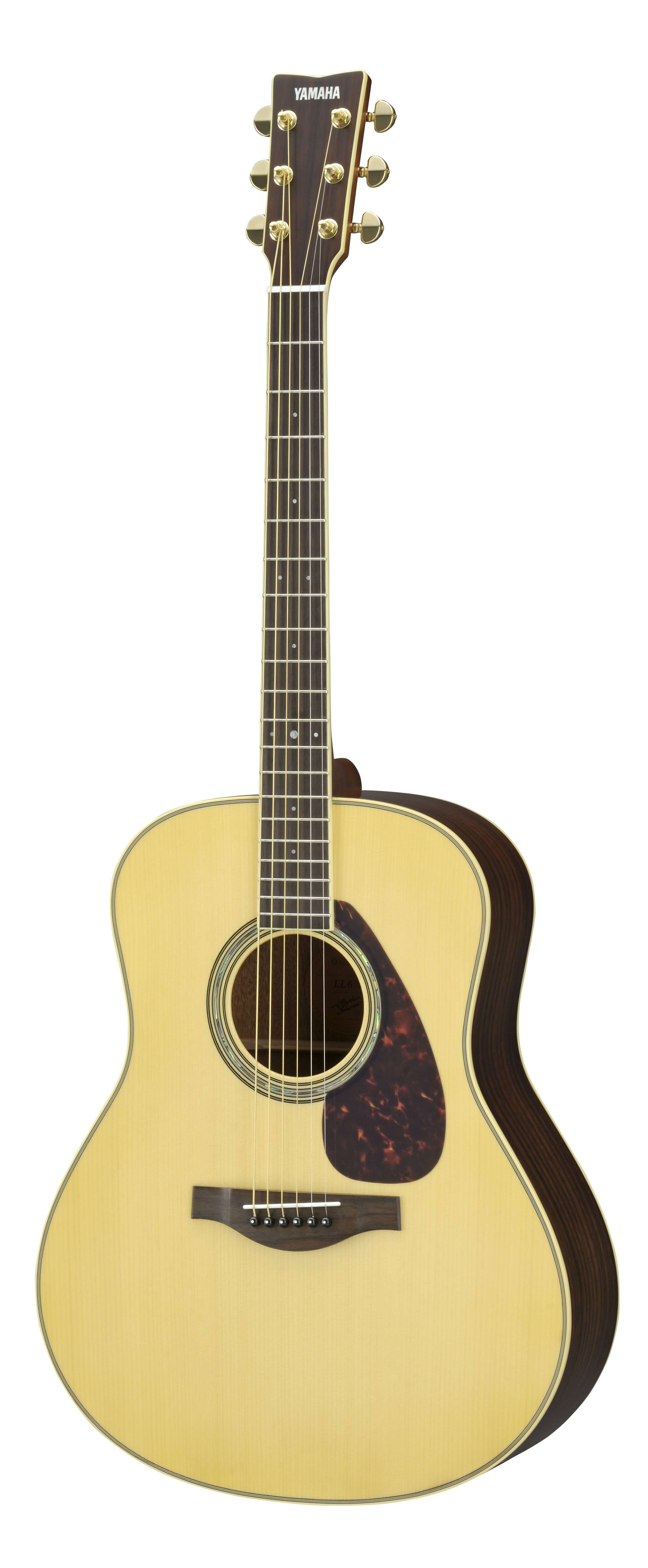 Guitarra Acústica Yamaha LL6 Are