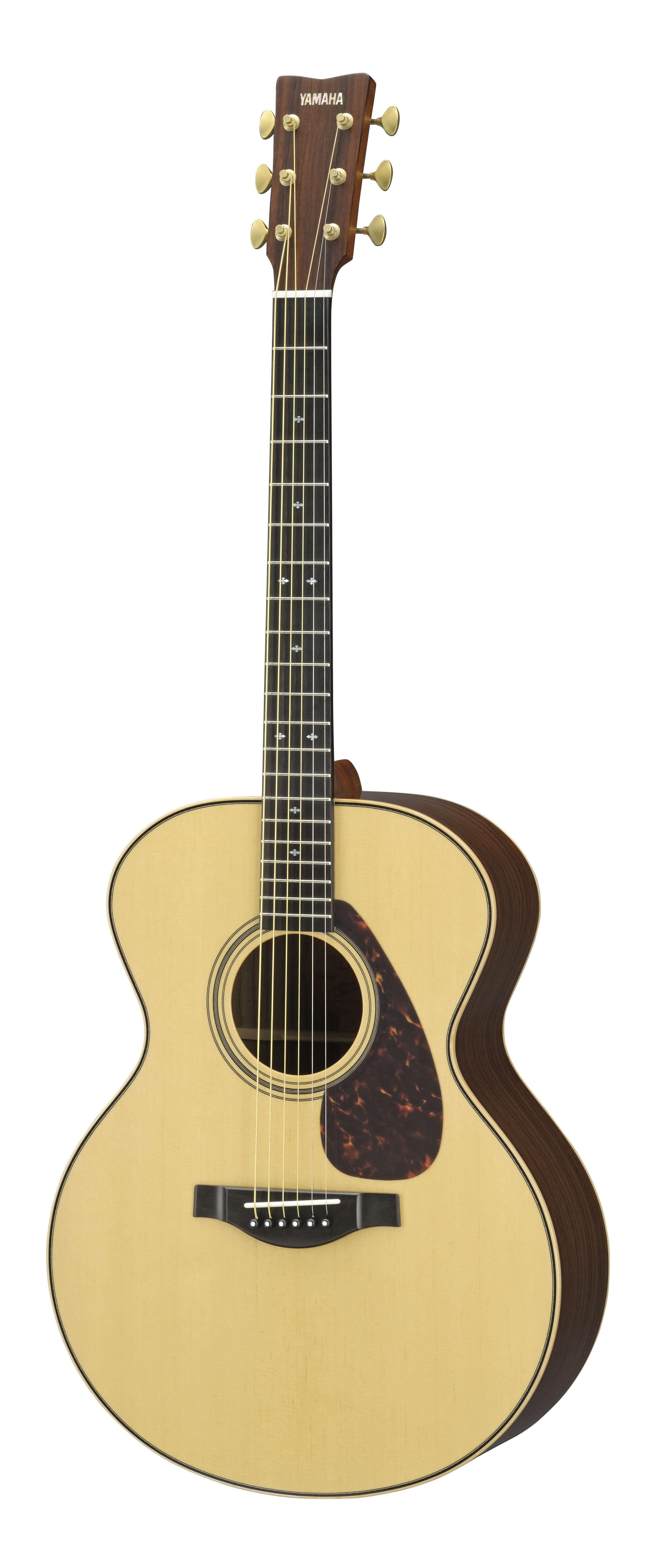 Guitarra Electroacústica Yamaha LJX26C Are II