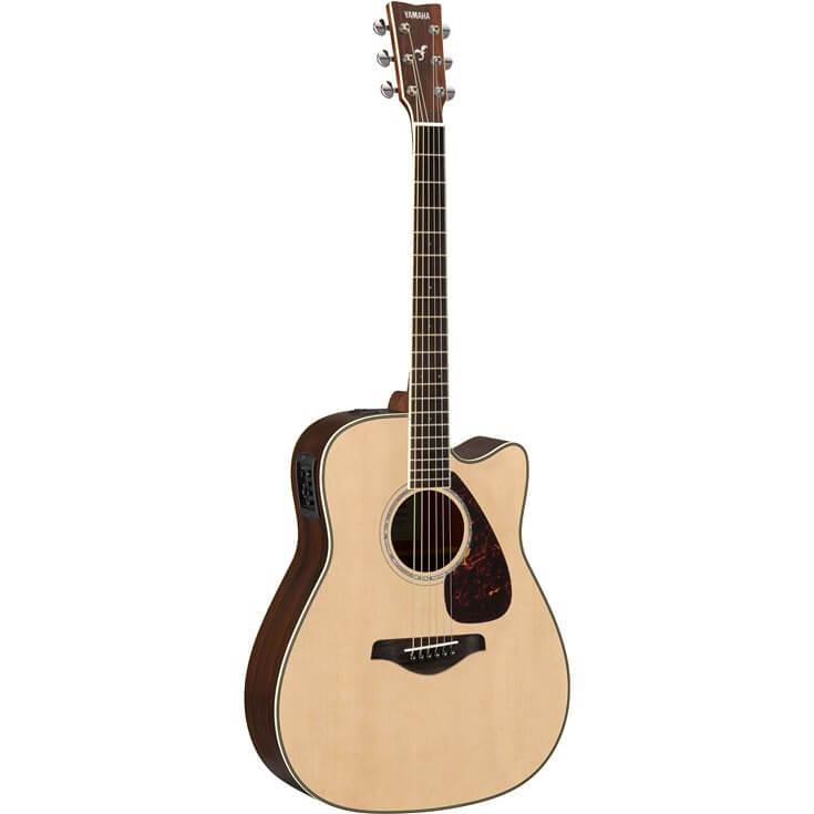 Guitarra Electroacústica Yamaha FGX830C