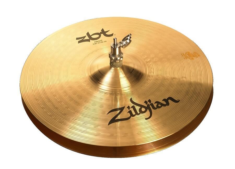 Plato De Batería Zildjian Zbt Hi-Hat 14