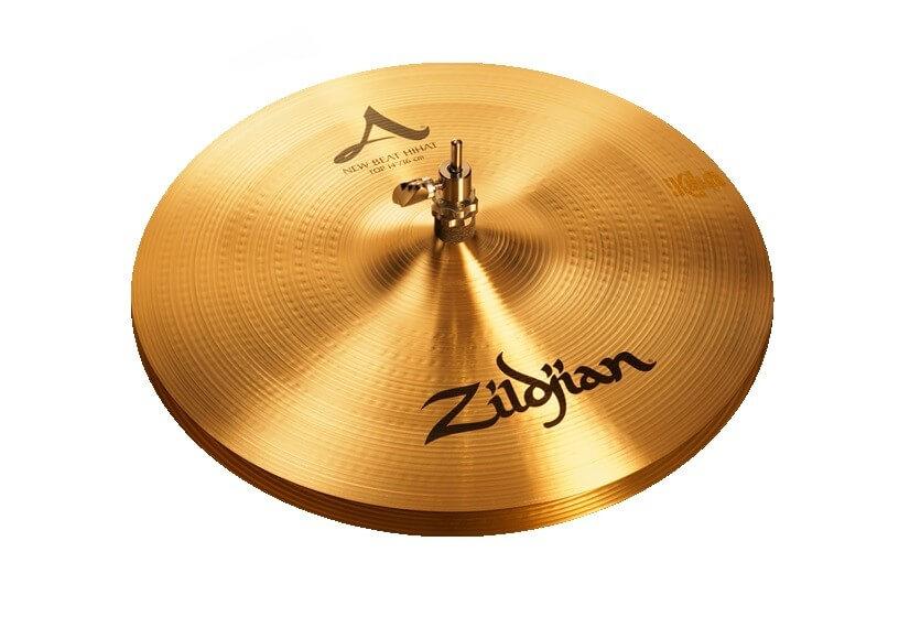 Plato De Batería Zildjian A Zildjian Hi-Hat 14 New
