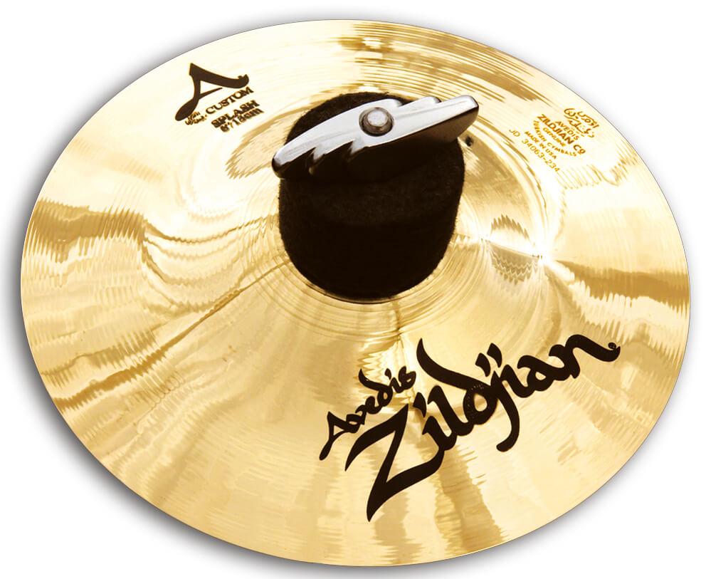 Plato De Batería Zildjian A Custom Splash 6