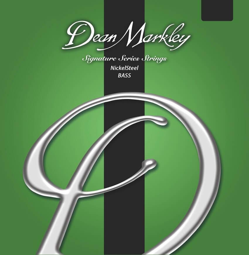 Jgo.Cuerdas Bajo Eléctrico Dean Markley Nickel Steel 40-128