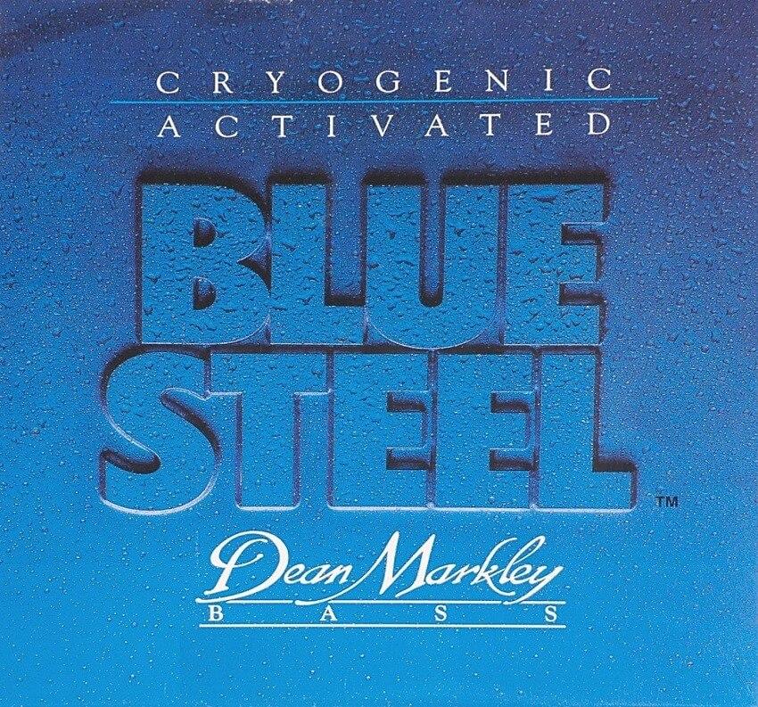 Jgo.Cuerdas Bajo Eléctrico Dean Markley Blue Steel 40-95