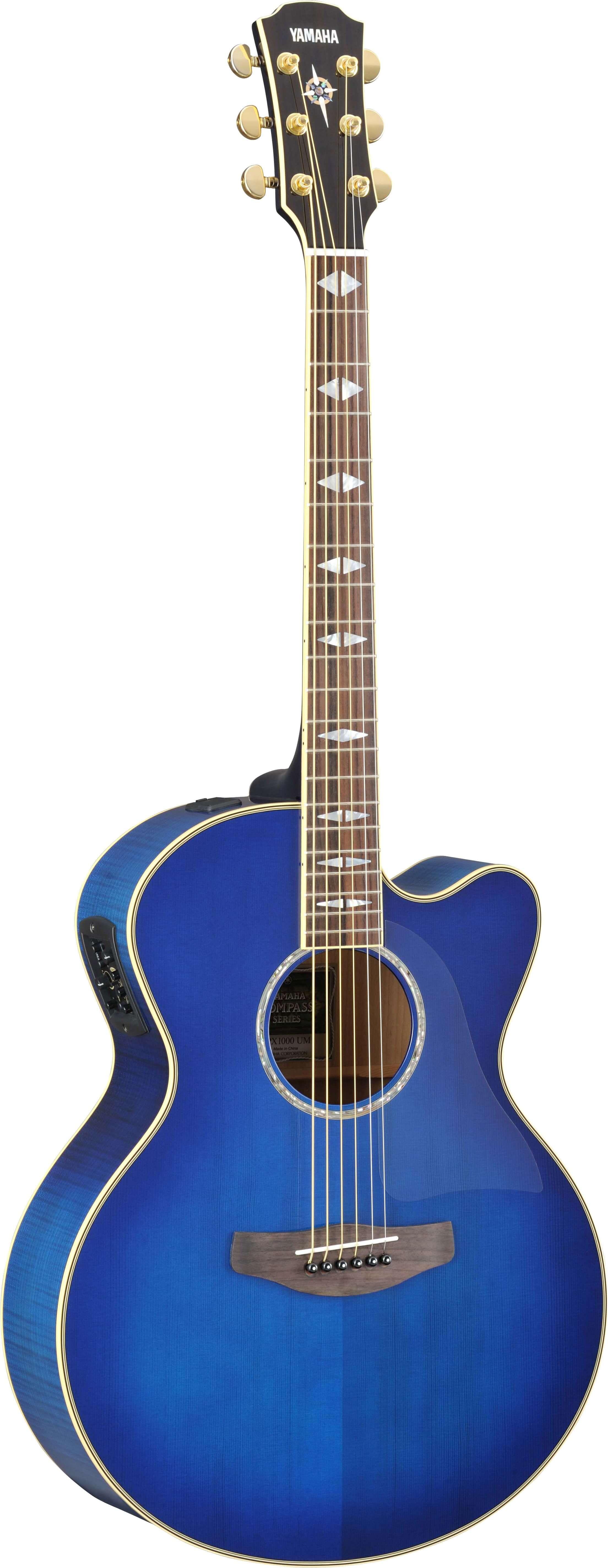 Guitarra Electroacústica Yamaha CPX 1000