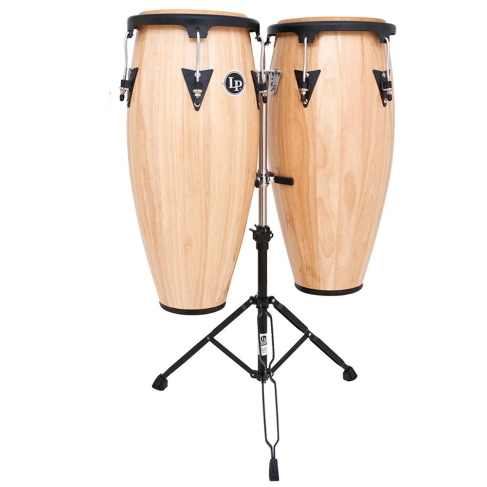 Set Congas Latin Percussion Lpa647 10