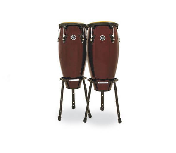 Set Congas Latin Percussion Lpa647B 10