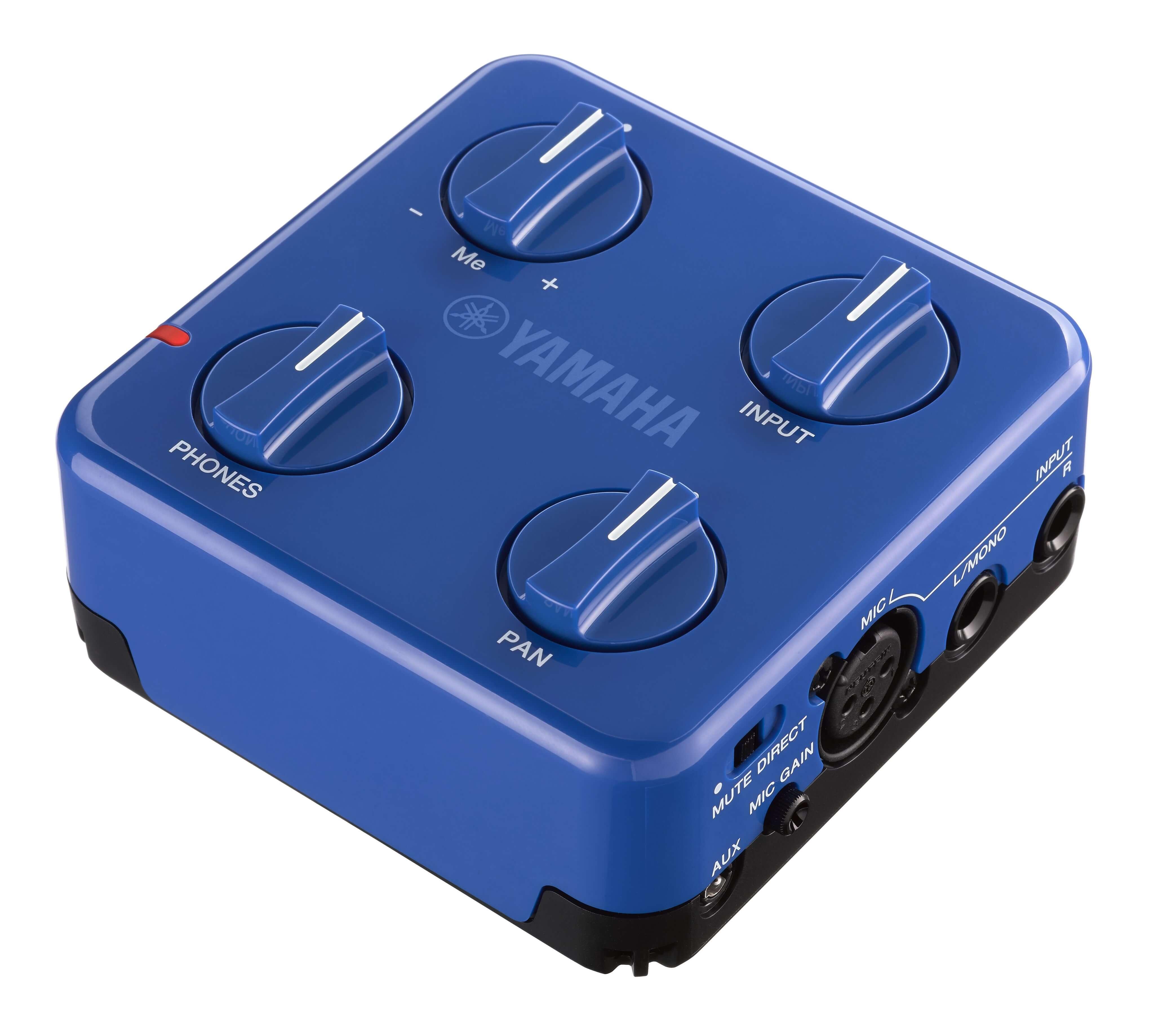 Mixing Headphone - Sessioncake Yamaha Sc-02 Azul