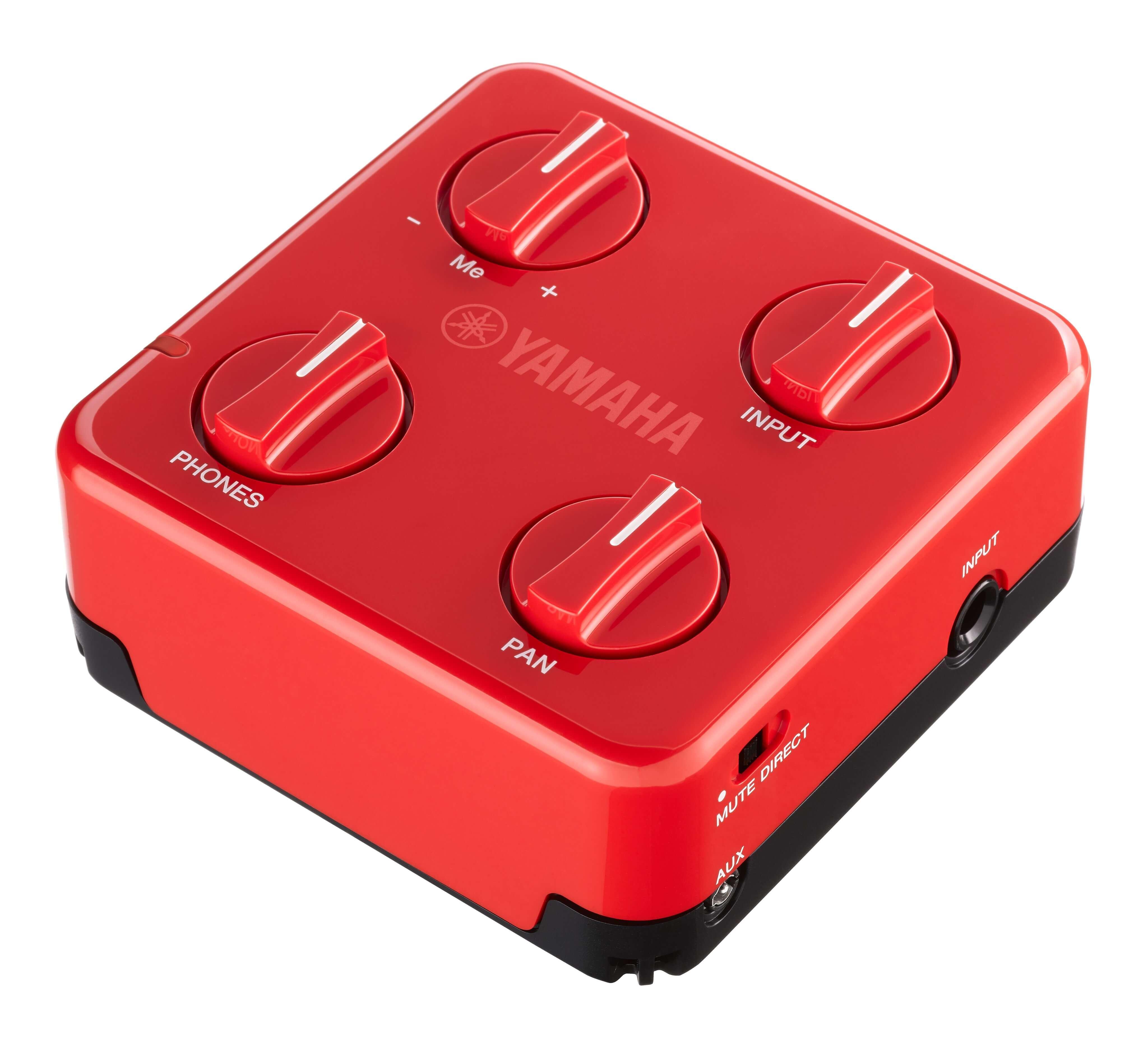 Mixing Headphone - Sessioncake Yamaha Sc-01 Rojo
