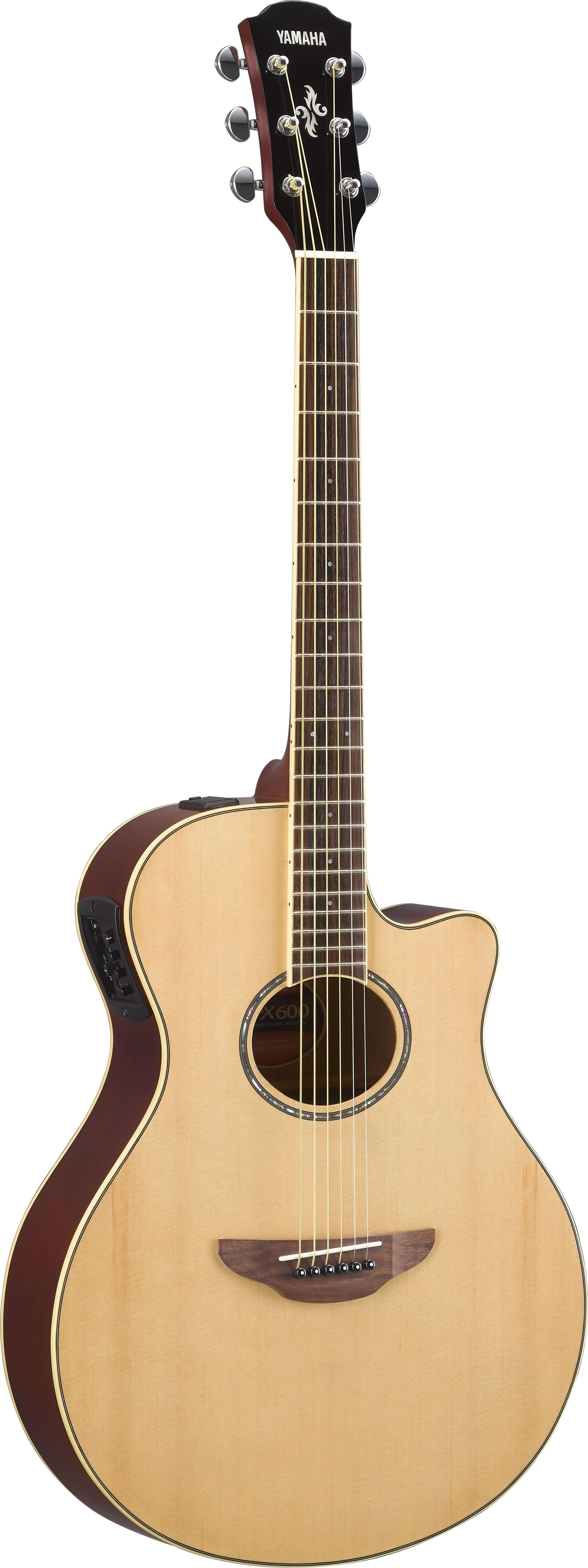 Guitarra Electroacústica Yamaha APX600