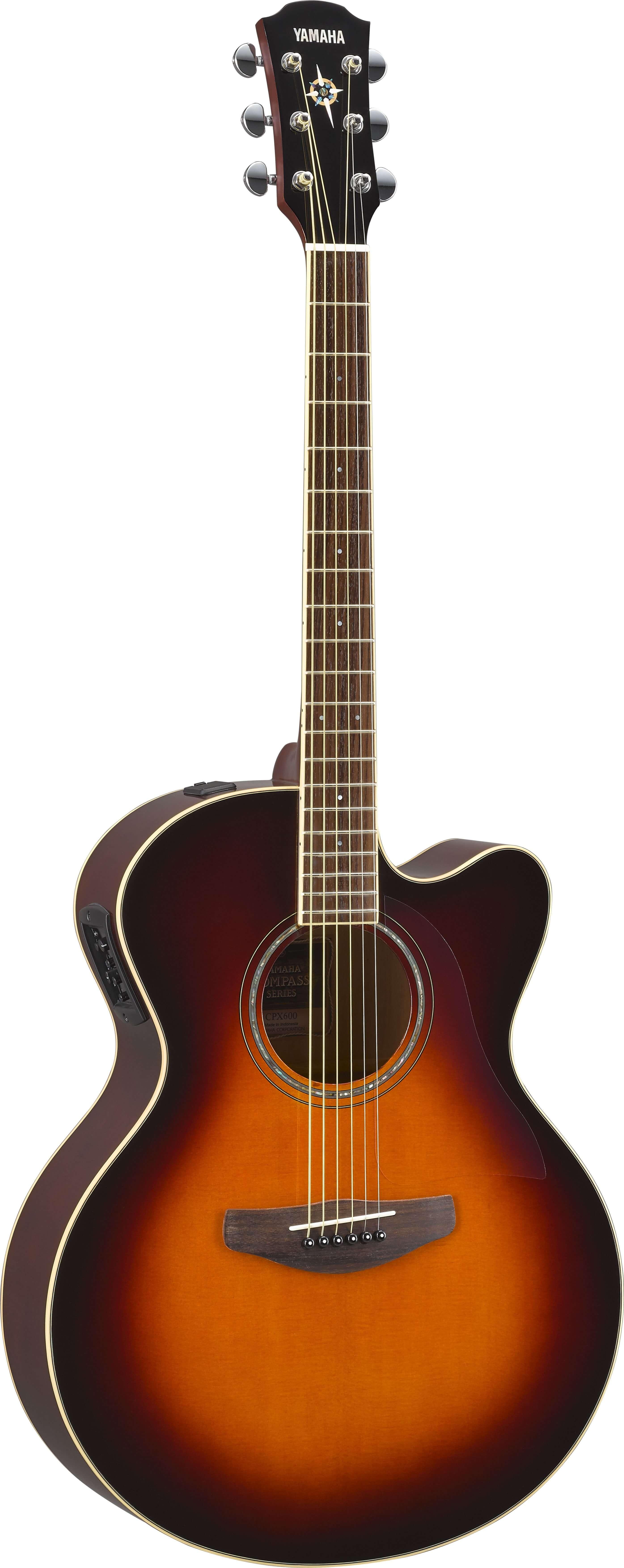 Guitarra Electroacústica Yamaha CPX600