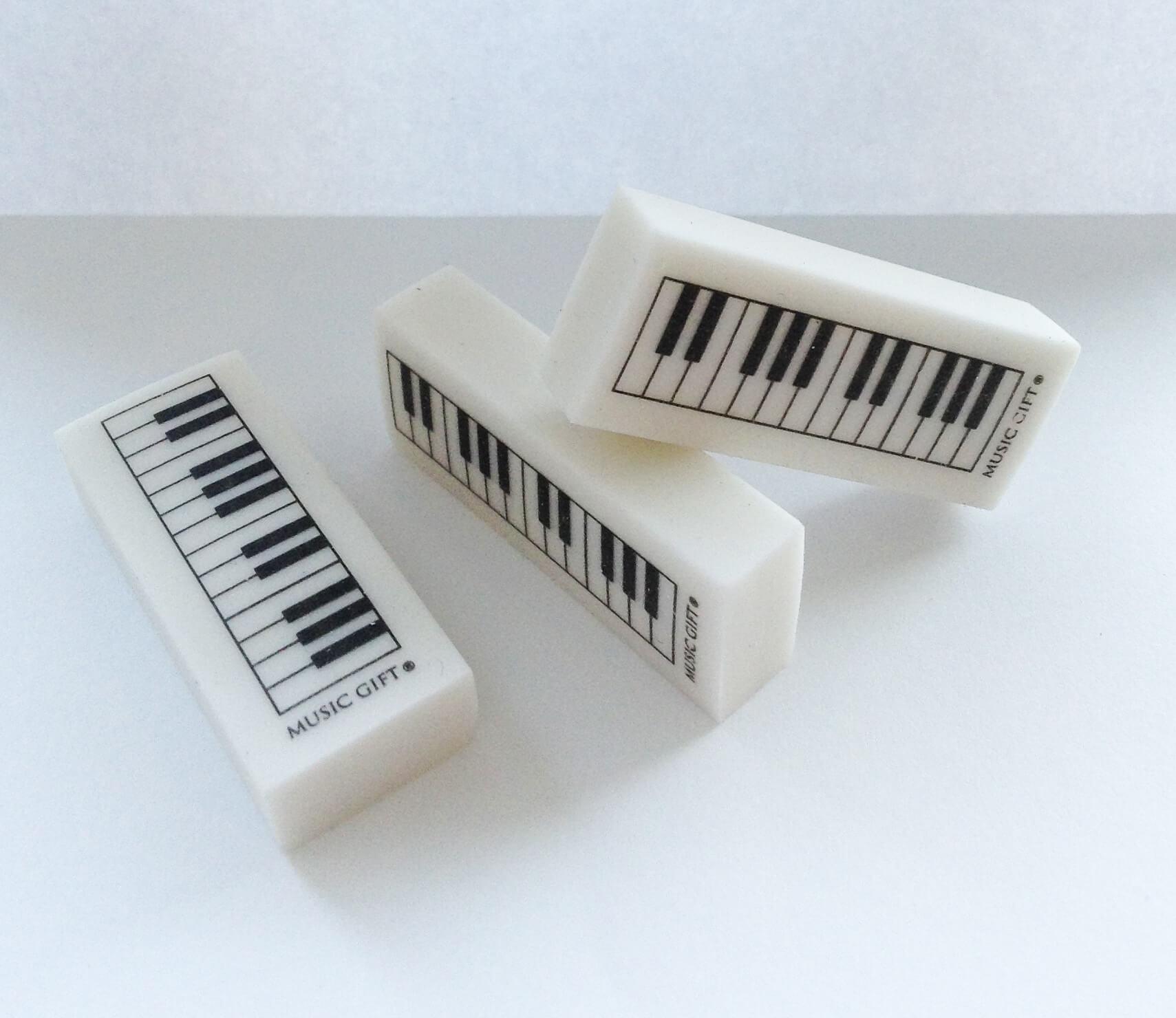 Goma de borrar teclado