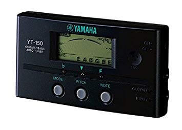 Afinador Yamaha Yt150