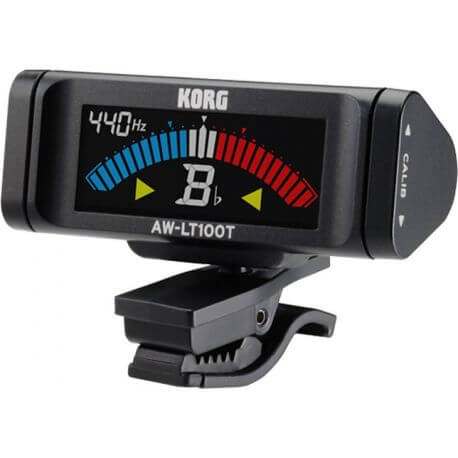 Afinador Korg Afinador AW-LT100T