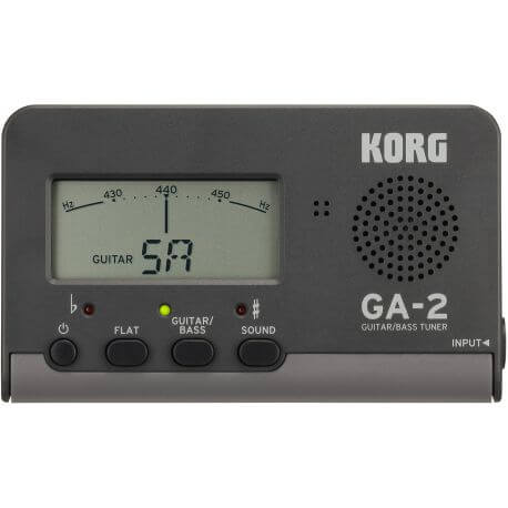 Afinador Guitarra / Bajo Korg Ga-2