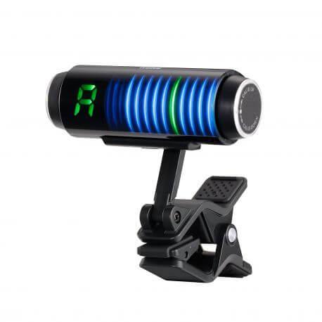 Afinador Korg Sledgehammer Custom 100 Black