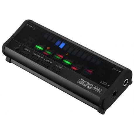 Afinador Korg Pitchblack Portable Black