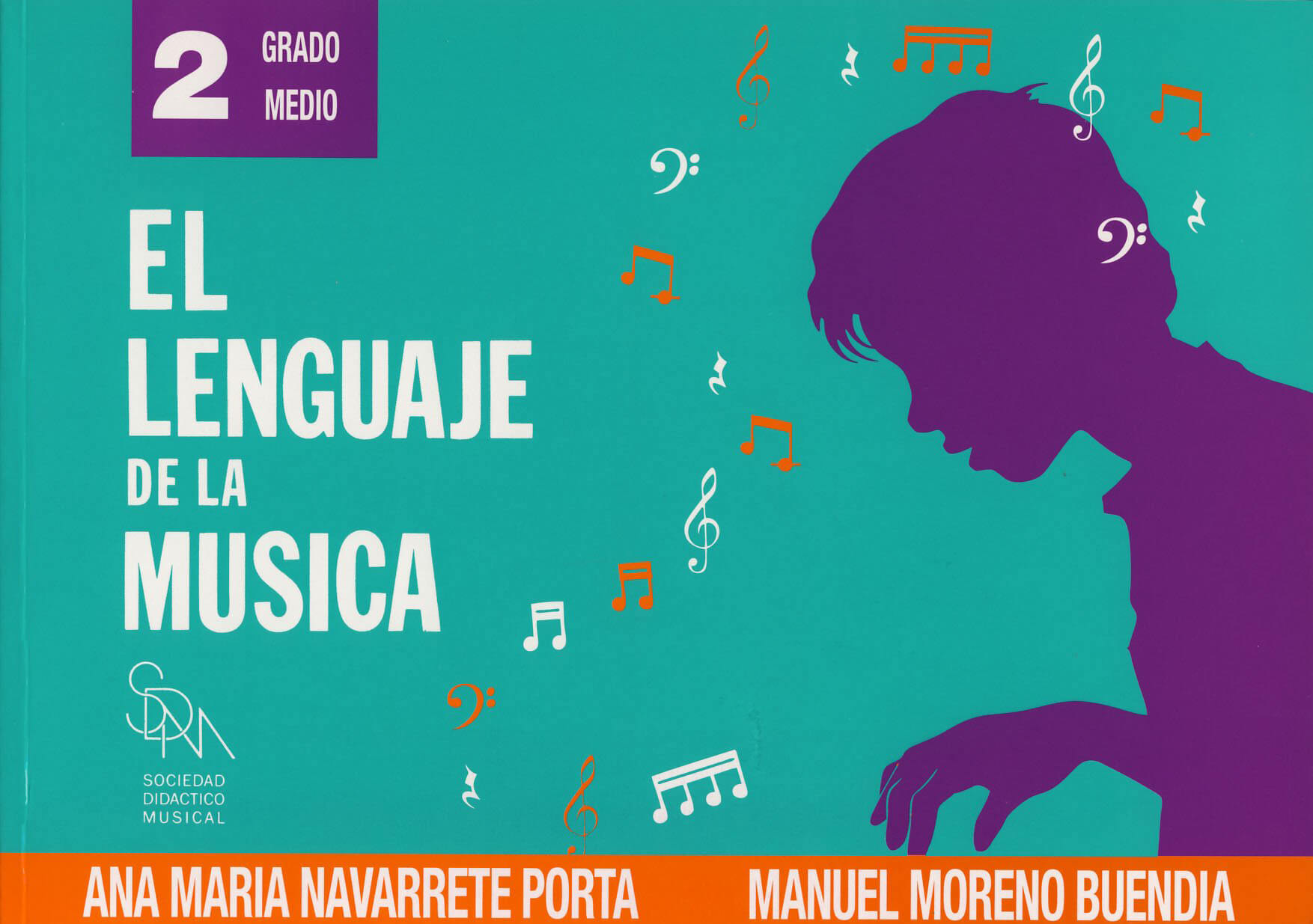 El Lenguaje De La Musica  Vol.2 Grado Medio Navarrete