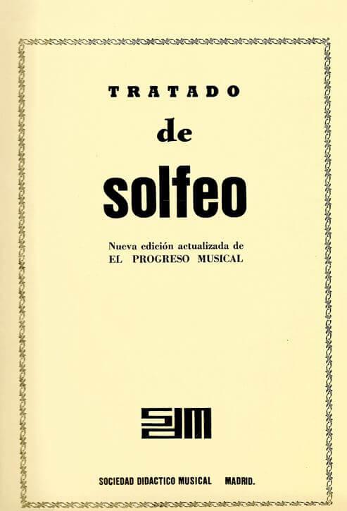 Tratado de Solfeo Vol.1 SDM