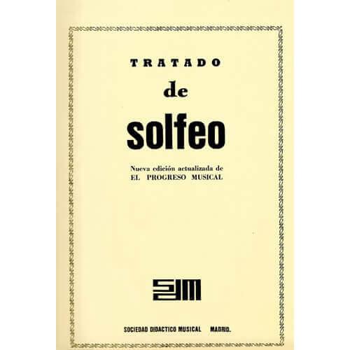 Tratado de Solfeo Vol.4 SDM