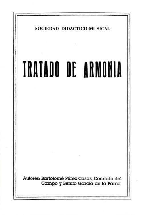 Tratado de Armonía Vol.2 SDM