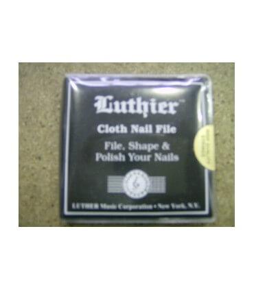 Kit Block Lima Uñas Luthier