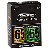 Kit Limpadores Guitarras Dunlop Formula 65