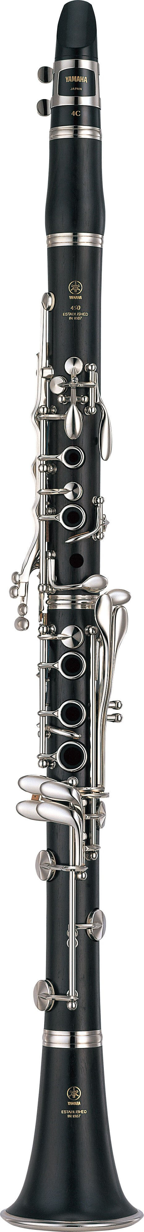 Clarinete en Sib Yamaha YCL-450NE