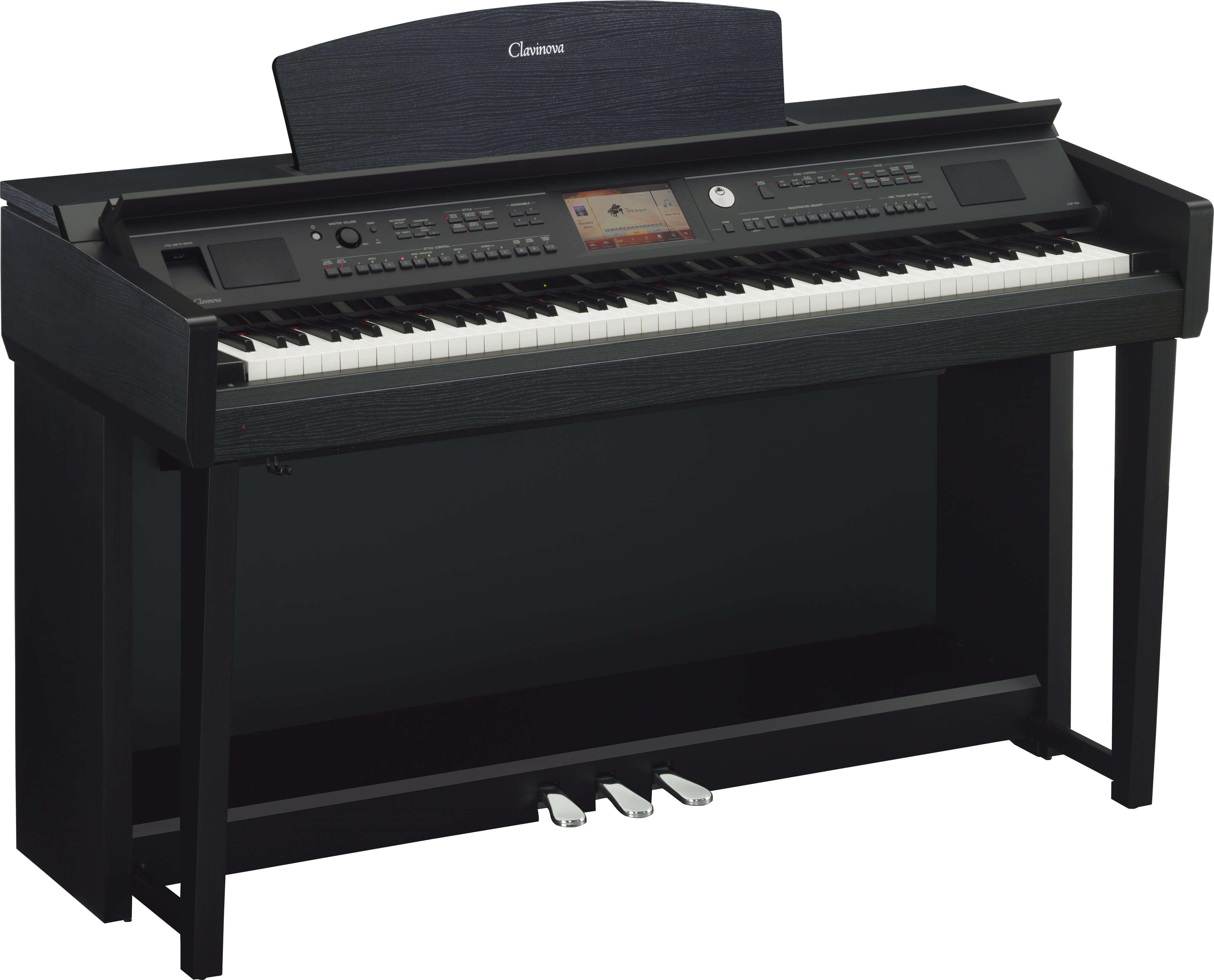 Piano Digital Yamaha CVP-705