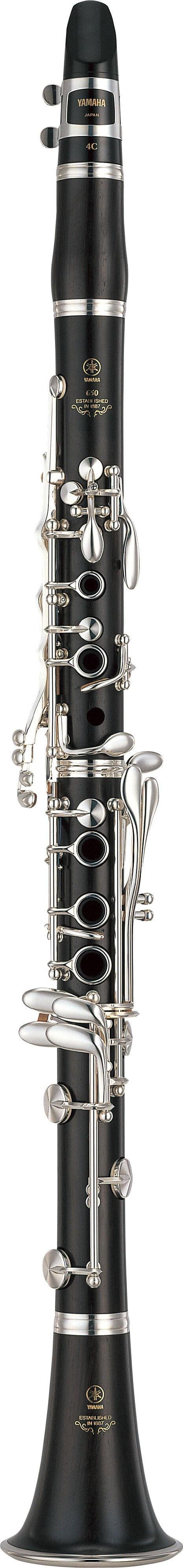 Clarinete en Sib Yamaha YCL-650