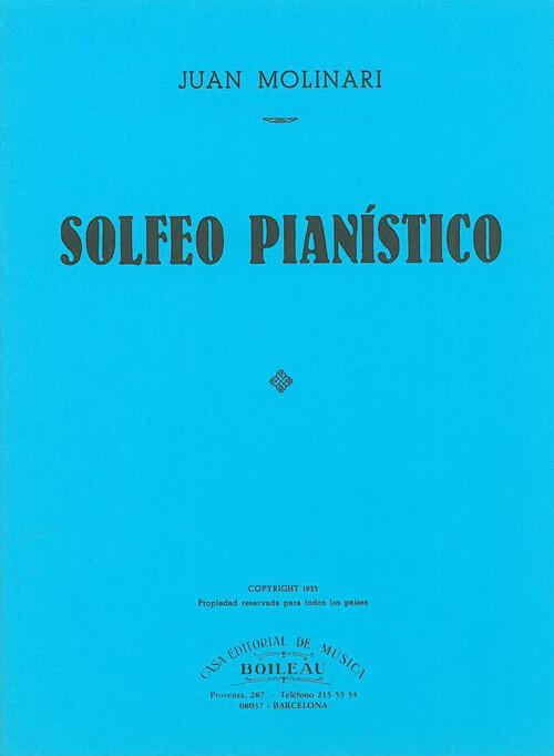 Solfeo pianístico (castellano)