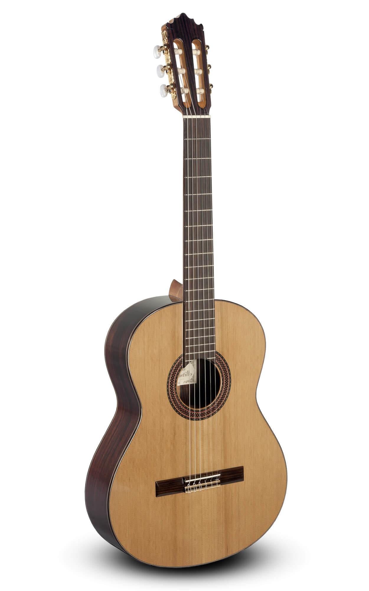 Guitarra Clasica Paco Castillo 203 (4P)