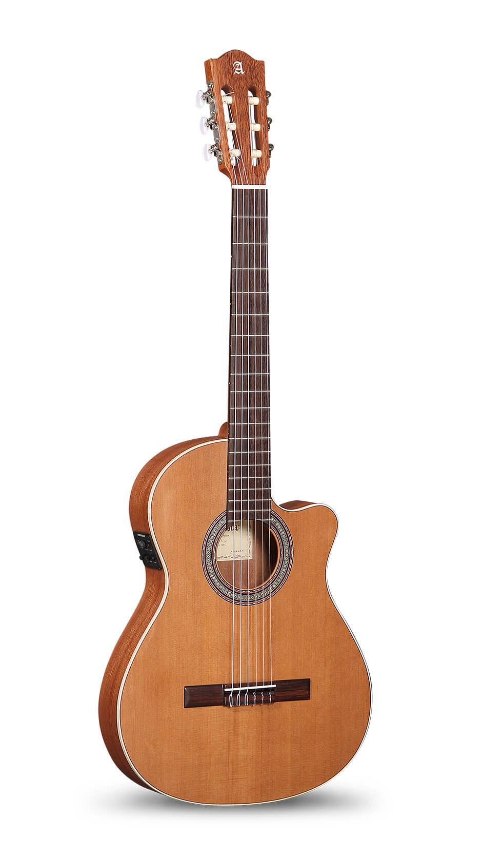 Guitarra Clasica Alhambra Z Nature Electrificada CT EZ
