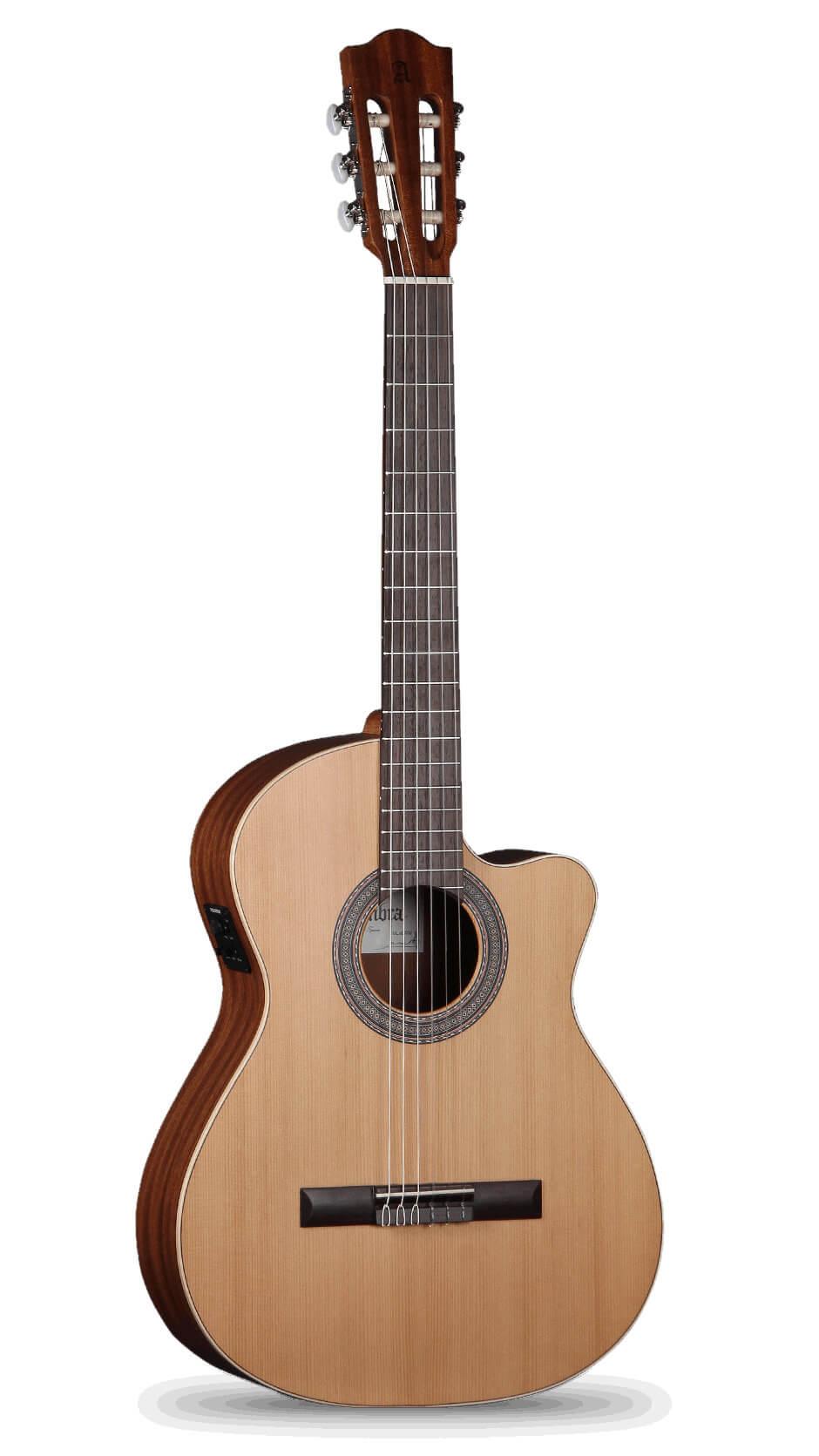 Guitarra Clasica Alhambra Z Nature Electrificada CW EZ
