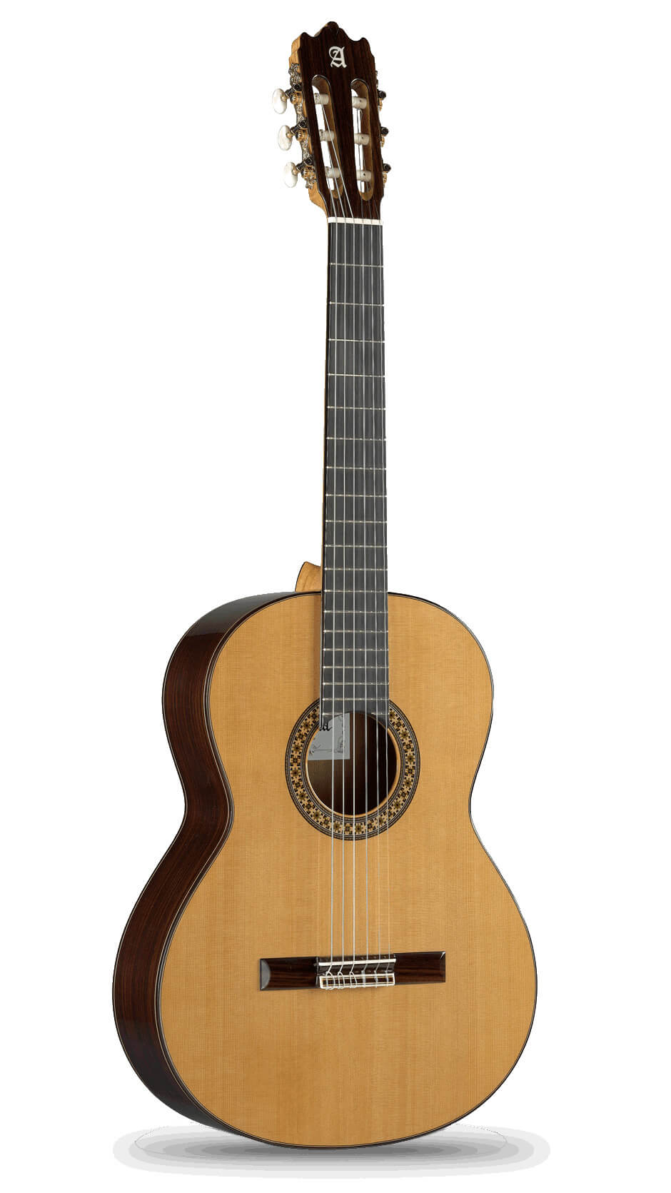 Guitarra Clasica Alhambra 4P Española