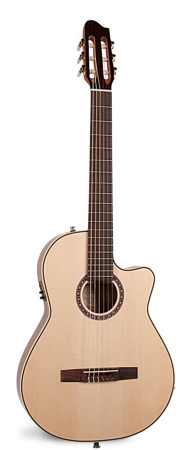 Guitarra La Patrie Arena Maho CW QIT