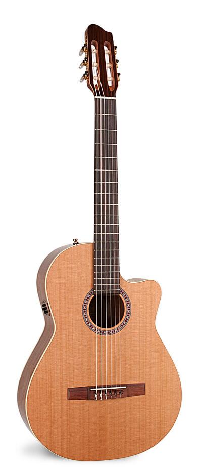 Guitarra La Patrie Concert CW QI
