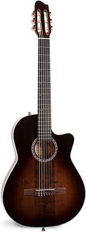 Guitarra La Patrie Arena Pro CW Burnt Umber Crescent II with