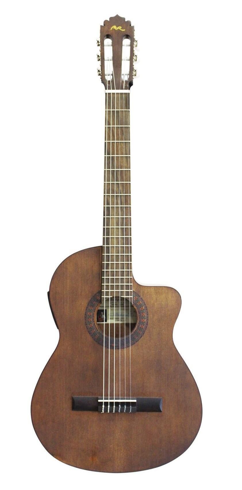 Guitarra Clasica M. Rodriguez C 12 Cut E.