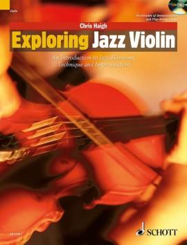 Exploring Jazz Violin. An Introduction to Jazz Harmony, Tech