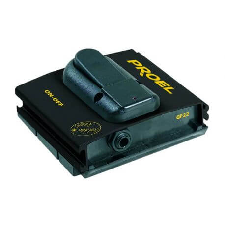 Pedal Sostenido Proel GF22