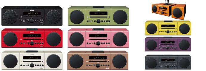 Sistema Micro Bluetooth Yamaha Mcrb-142