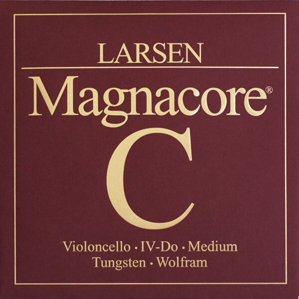 Cuerda 4ª Violoncello Larsen Magnacore Do Medium 4/4