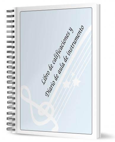 Libro De Calificaciones Y Diario De Aula De Instrumento