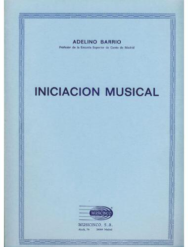 Iniciacion Musical  Barrio