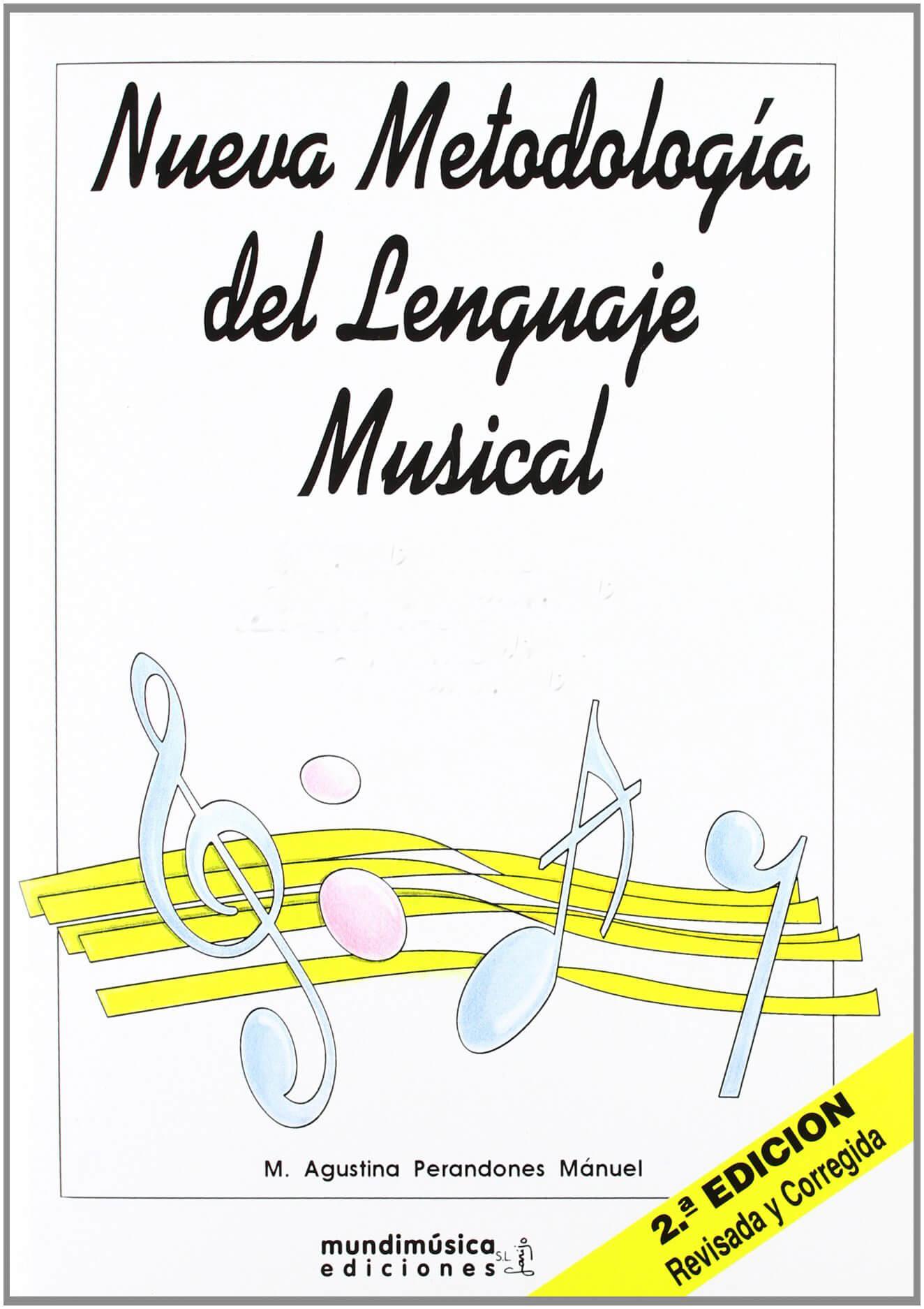 Metodologia Lenguaje Musical Vol.4 Profesor