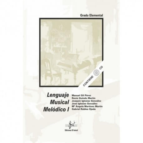 Lenguaje Musical Melodico Vol.1 +CD