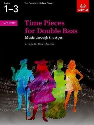 Time Pieces for Double Bass, Volume 1