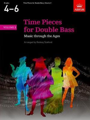 Time Pieces for Double Bass, Volume 2