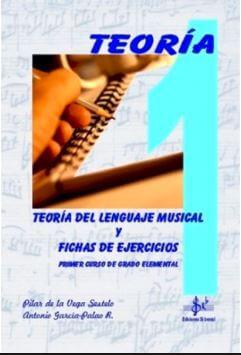 Teoría Del Lenguaje Musical Y Fichas De Ejercicios 1º Curso